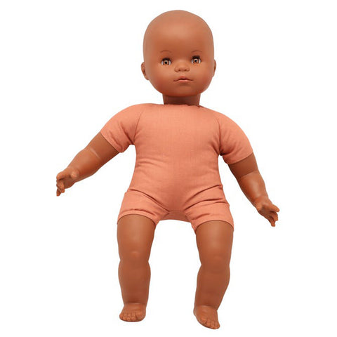 Soft Body Baby Doll - African