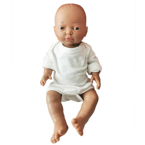 Anatomically Correct Baby Doll - Indian Boy