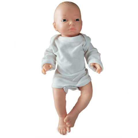 Anatomically Correct Baby Doll - Caucasian Boy