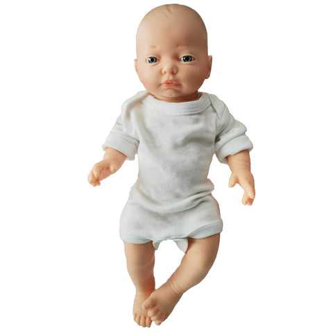 Anatomically Correct Baby Doll - Caucasian girl