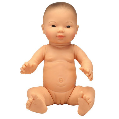 Anatomically Correct Baby Doll - Asian Girl