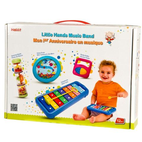 Little Hands Music Band Set 4pc