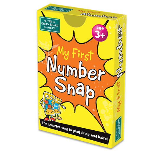 My First Number Snap Game