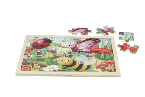 Insect Jigsaw Puzzle 20pcs