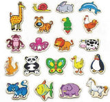 Magnetic Animals 20pcs