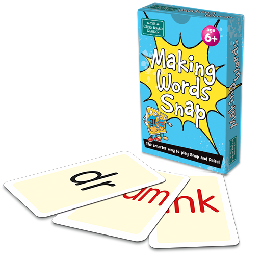 Making Words Snap Game