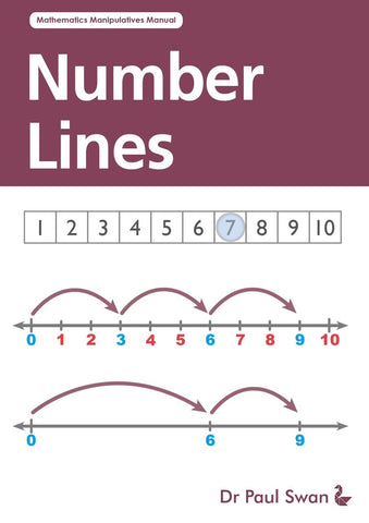 Activity Book  - Number Lines