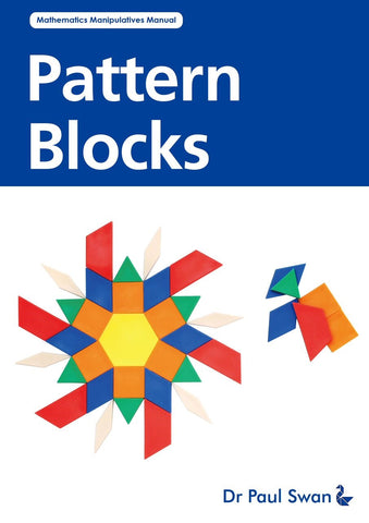 Activity Book - Pattern Blocks - iPlayiLearn.co.za