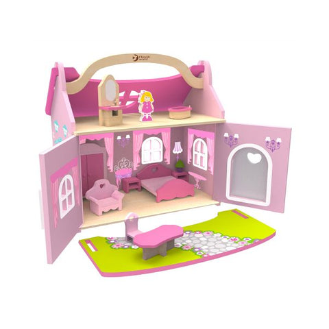 Princess Dream House 12pc