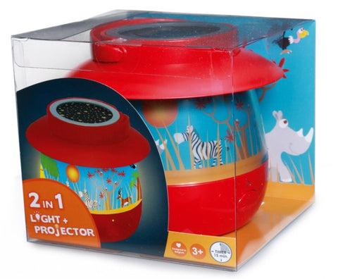 Projection Nightlight: Circus