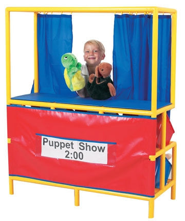 Puppet Stage Set  - Frame & Bins