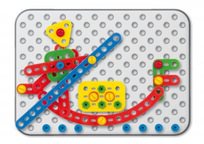 Tecno Accessories - 160pc with Board - iPlayiLearn.co.za