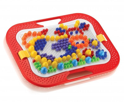 Fantacolor Portable Mix 300pc (pegs 3 sizes) - iPlayiLearn.co.za