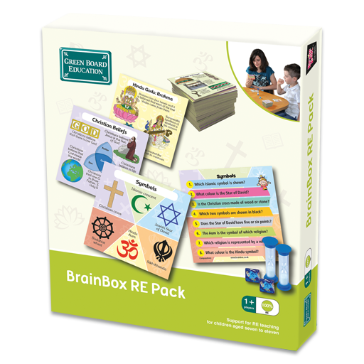 BrainBox Religious Education Pack
