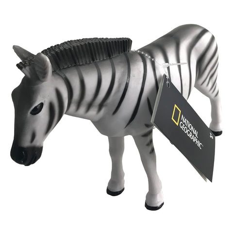 National Geographicc Zebra Figure Jumbo ( Single)