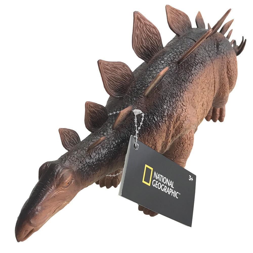 National Geographic Stegosaurus Figure Jumbo 30.5cm