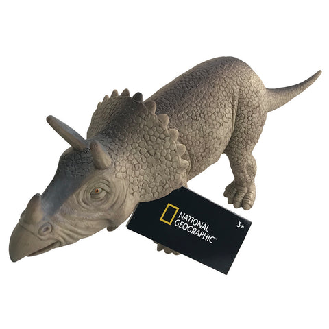 National Geographic Triceratops Figure Jumbo 30.5cm
