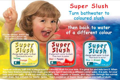 AcornKids Super Slush
