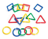 Links Shape 500pc pbag - iPlayiLearn.co.za
