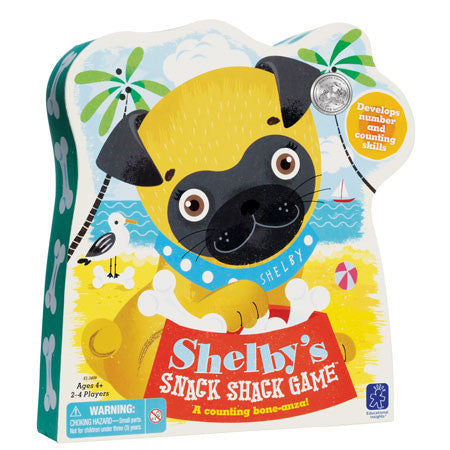 Shelby's Snack Shack Game - iPlayiLearn.co.za