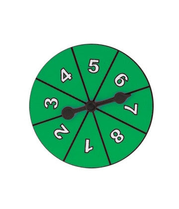 Spinners Number 8 5pc pbag - iPlayiLearn.co.za