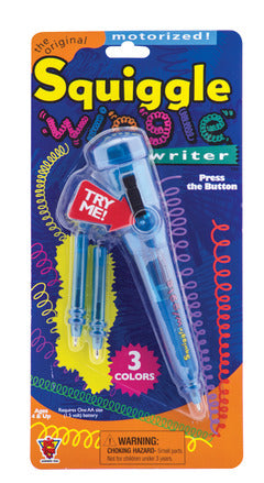 Squiggle Wiggle Writer™ Vibrating Pen