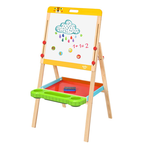 Double-Sided Adjustable Standing Easel
