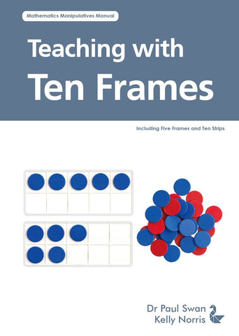 Activity Book - Teaching with Ten Frames