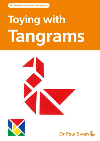 Activity Book - Toying with Tangrams - iPlayiLearn.co.za