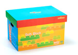 UNiPlay Soft Block Basic 120pc Box