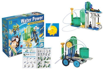 Water Power 165pc - iPlayiLearn.co.za