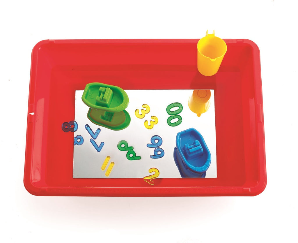 Water Play - Water Tray Mirrors 3pc - iPlayiLearn.co.za