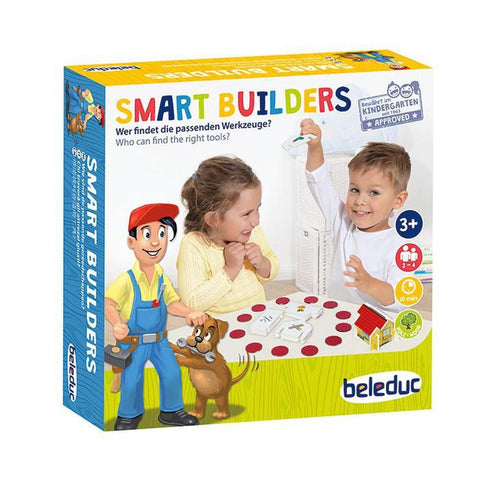 Smart Builders- Memory Matching Game