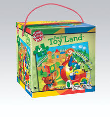 Toy Land Puzzle 48pc