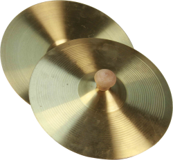 Copper Marching Cymbals (pair)