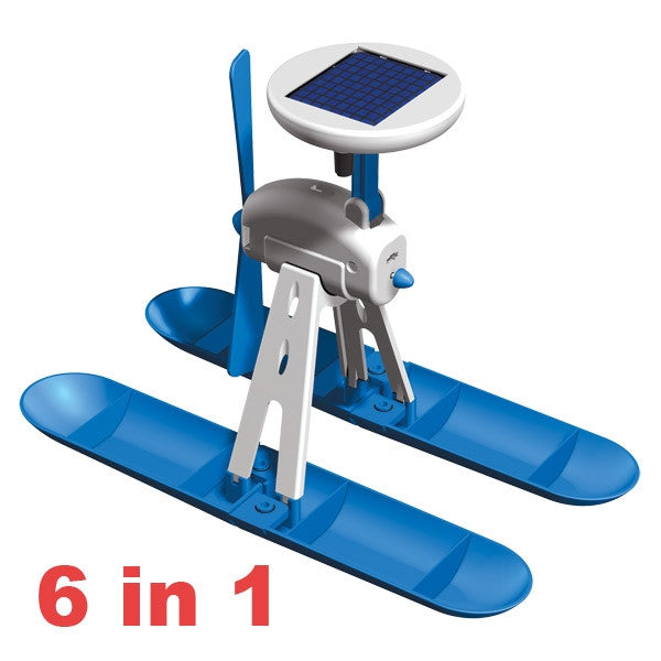 6 in 1 Solar Kit - iPlayiLearn.co.za