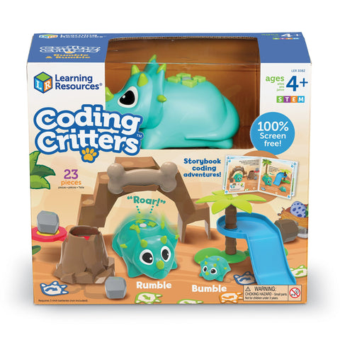 Coding Critters™ Rumble & Bumble
