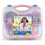 Pretend & Play® Doctor Set Pink