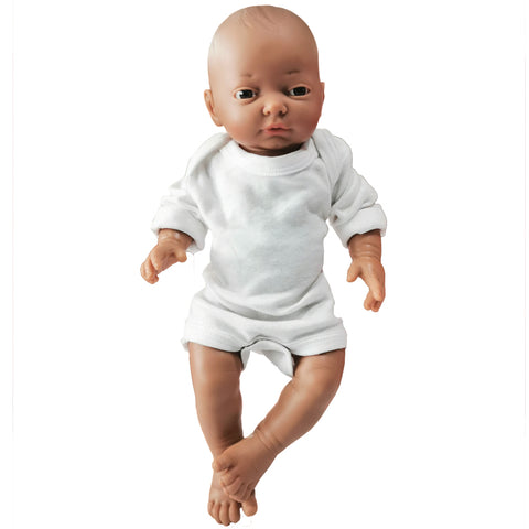 Anatomically Correct Baby Doll - Indian Girl