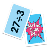 Maths Snap Plus Game