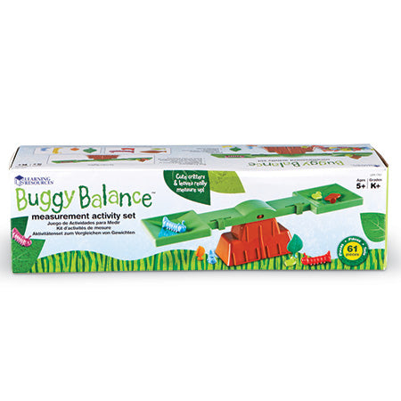 Buggy Balance Measurement Activity Set