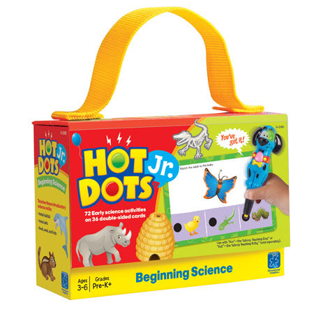 Hot Dots® Jr. Beginning Science