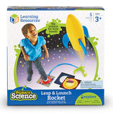 Primary Science™ Leap & Launch Rocket