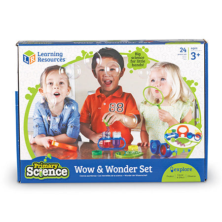 Primary Science™ Wow & Wonder Set 24pc