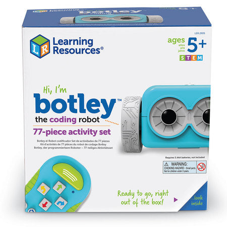 Botley™ the Coding Robot Activity Set 77pc