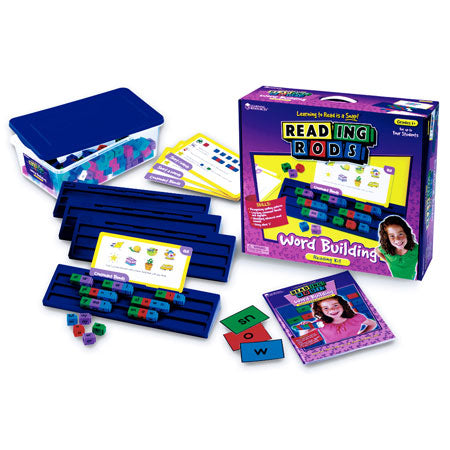 Reading Rods® Word Building Classroom Kit
