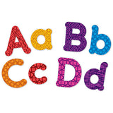 Upper and Lowercase Magnetic Letters