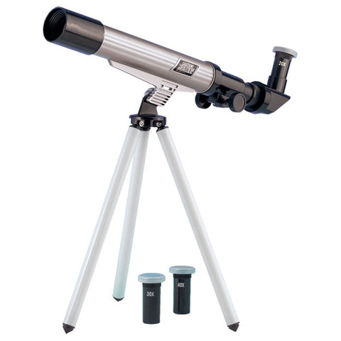 Astronomical Telescope with Tripod 20x ● 30x ● 40x 30mm
