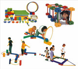 Gross Motor Skills Development Kit 96pc