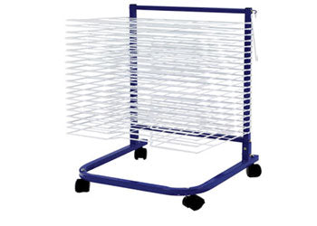 Floor Art Drying Rack Large - 20 shelves